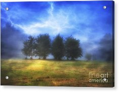 One September Morning Acrylic Print by Veikko Suikkanen