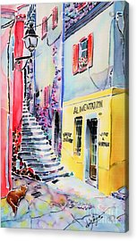 One Spring Day Acrylic Print
