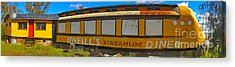 Oneills Streamline Diner - 04 Acrylic Print by Gregory Dyer