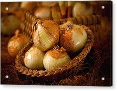 Onions1965 Acrylic Print