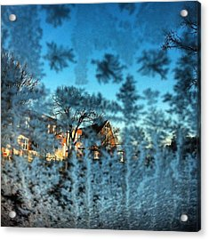 Only Glass Acrylic Print