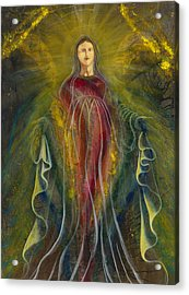 Only One Illuminates My Soul IIi Acrylic Print