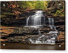 Onondaga Falls  Acrylic Print