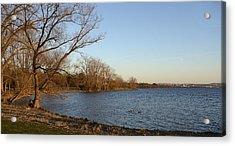 Onondaga Lake - Syracuse New York Acrylic Print
