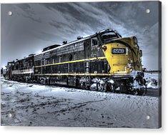 Ontario Southland Railways Acrylic Print