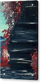 Onwards And Upwards Acrylic Print by Emma Farrow