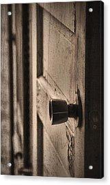 Open Doors Acrylic Print by Dan Sproul