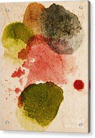 Open Heart Acrylic Print by Andrea Anderegg