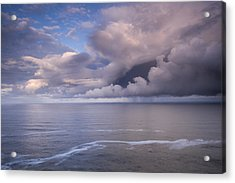 Opening Clouds Acrylic Print by Andrew Soundarajan