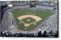 Opening Day Upper Deck Acrylic Print