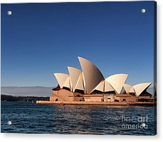 Acrylic Print featuring the photograph Opera House by John Swartz
