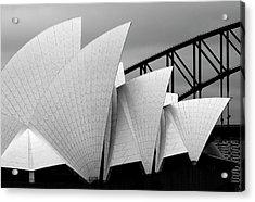 Opera House Sydney Acrylic Print