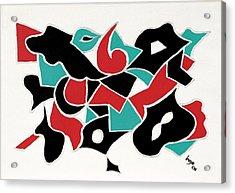 Opera Acrylic Print