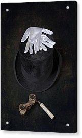 Opera Acrylic Print by Joana Kruse