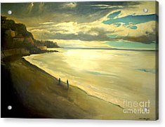 Opera Plage - In Nice Acrylic Print