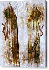 Opus Dei Acrylic Print