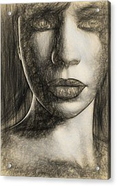 Oracle Acrylic Print by Bob Orsillo