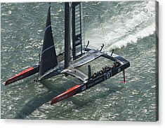 Oracle Team Usa - 3 Acrylic Print