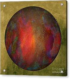 Orb Number Two Acrylic Print by David Gordon