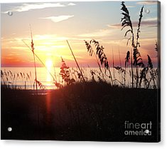 Orb Of Day Acrylic Print