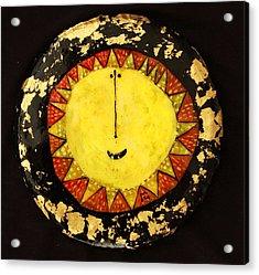 Orbis Big Sun Acrylic Print