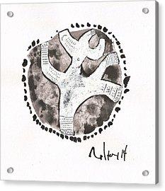 Orbis No. 12 Acrylic Print