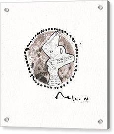 Orbis No. 13  Acrylic Print by Mark M  Mellon