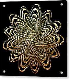 Orbital Elements Acrylic Print