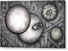 Orbs 2013 Acrylic Print