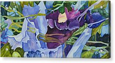 Orchid Rhapsody Acrylic Print