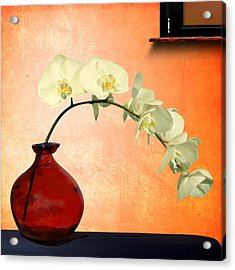 Orchids 2 Acrylic Print