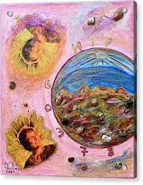 Order Your Birth Star Acrylic Print