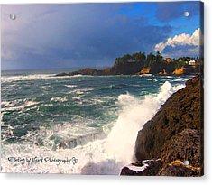 Oregon Coast 9 Acrylic Print