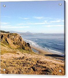 Oregon Coast #iphone5 #instagramers Acrylic Print