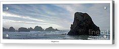 Oregon Coast Acrylic Print