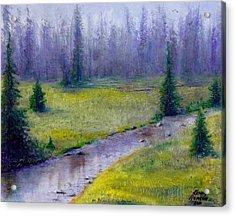 Oregon Landscape - 126 Acrylic Print