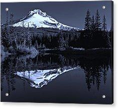 Oregon Mont Hood  Acrylic Print