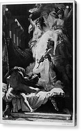 Orestes And Furies Acrylic Print