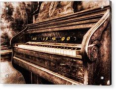 Organ Acrylic Print