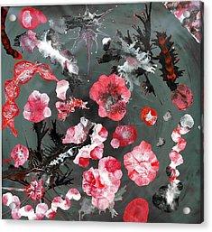 Oriem Acrylic Print by Sumit Mehndiratta