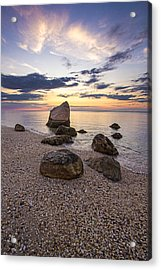 Orient Point Calm Acrylic Print