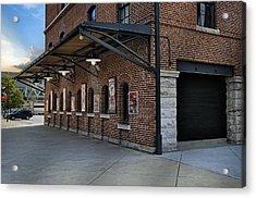 Oriole Park Box Office Acrylic Print