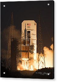 Orion Launch Acrylic Print