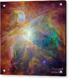 Orion Nebula Detail Acrylic Print by Rod Jones