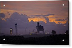 Orion Waiting For Daylight Acrylic Print