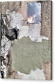 Orphic Repairs Acrylic Print