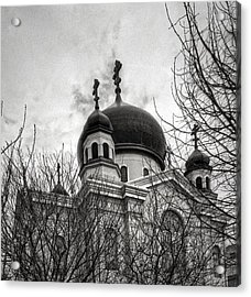 Orthodox Church Acrylic Print