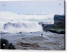 Osa Ocean Acrylic Print