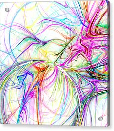 Oscillation Acrylic Print
