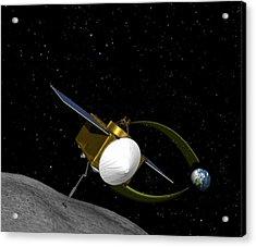 Osiris-rex Asteroid Mission Acrylic Print